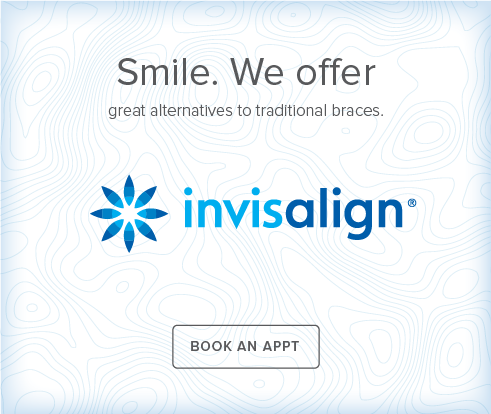 We offer Invisalign - Belton Modern Dentistry